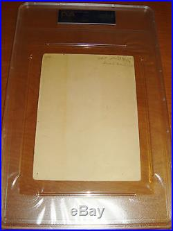 1936 R312 Joe Dimaggio signed PSA/DNA Pastel premium RC Rookie auto autographed