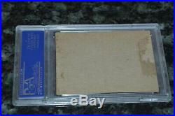 1962 Post Cereal Roger Maris #6 Signed Card! Psa/dna Auto Graded Gem Mt 10