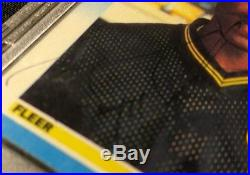 1/1 BARRY BONDS FULL CURSIVE RC AUTO 1987 Fleer PSA/DNA MEGA RARE SIGNED ROOKIE