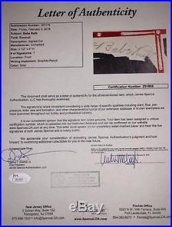 2018 Leaf Executive Babe Ruth & Roger Maris Signed Autograph 1/1 PSA/DNA & JSA