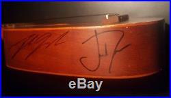 21 Twenty One Pilots Josh Dun Tyler Joseph Signed Ukulele PSA/DNA AUTHENTIC COA