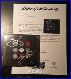 21 Twenty One Pilots Josh Tyler Joseph Signed Autographed CD Blurry Face PSA/DNA