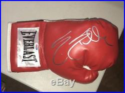 AMAZING Sylvester Stallone ROCKY Signed Autographed Boxing Glove PSA/DNA