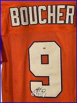 Adam Sandler Signed Autographed Waterboy Football Jersey Bobby Boucher Psa/dna