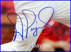 Albert Pujols Autographed Signed 16x20 Photo St. Louis Cardinals Psa/dna 73165