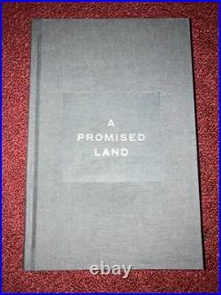 Barack Obama A Promised Land Deluxe Signed 1st Edition PSA/DNA FULL LOA RARE