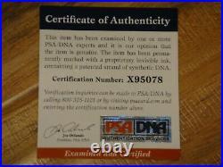 Cal Ripken Jr. Signed Bat Psa/dna Certified Authentic Autograph Hof Orioles
