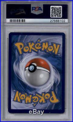 Charizard Fire Sketch Pokemon PSA/DNA AUTOGRAPH #11/108 Mitsuhiro Arita XY Evo