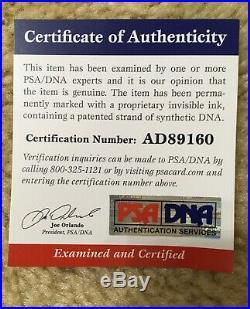 Chris Paul RARE New Orleans Game Worn/Autographed Shoe PSA/DNA