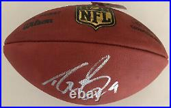 DREW BREES Autographed NFL Football, PSA/DNA certified
