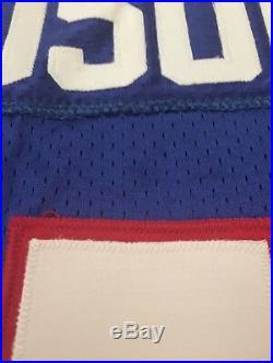 Drew Bledsoe New England Patriots Signed AUTOGRAPH Wilson Jersey PSA DNA
