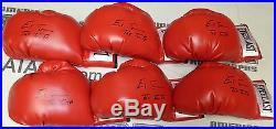 Errol Spence Jr Signed Left Everlast Boxing Glove PSA/DNA COA Autograph Champion
