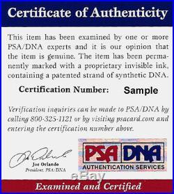Herb Brooks Autographed Framed Sports Illustrated Coach Team USA PSA/DNA Q89160