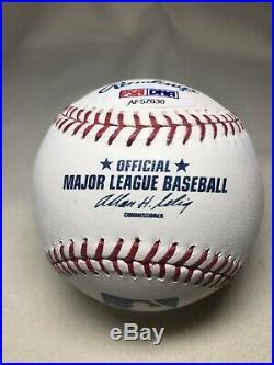 Ichiro Suzuki autograph Major League Baseball PSA DNA Mariners Yankees Marlins