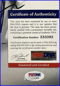 JENNIFER ANISTON SEXY SIGNED/AUTOGRAPHED 12x18 PHOTO w PSA/DNA COA Z53382