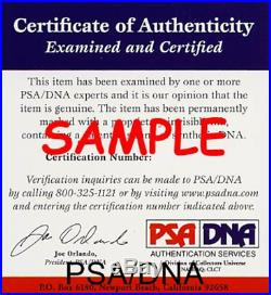 JON BON JOVI Signed Autographed NEW JERSEY Album LP PSA/DNA