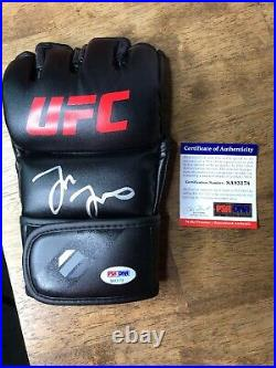 Jon Bones Jones Signed/Autographed UFC/MMA Glove With PSA/DNA COA