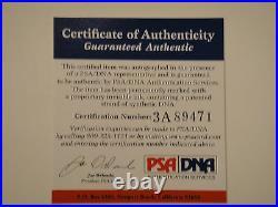 KEVIN DURANT PSA/DNA SIGNED 11x14 PHOTO MINT AUTOGRAPH, SUPERSONICS ROOKIE