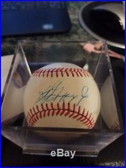 69d471cad54 Ken Griffey Jr. Signed Autograph Baseball Sweet Spot AUTO