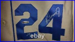 Ken Griffey Jr signed auto UDA PSA/DNA Mariners 1989 jersey Upper Deck autograph