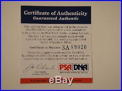 Kevin Durant Psa/dna Signed 16x20 Photo Mint Autograph, Supersonics Rookie
