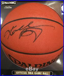 Kobe Bryant Signed Official nba Game Basketball MINT AUTOGRAPH PSA DNA authentic