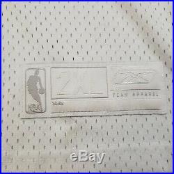Kobe Bryant autographed NBA Jersey SUPER RARE All White PSA/DNA Guarantee