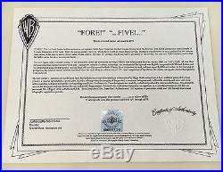 Leaf Executive Masterpiece Michael Jordan UDA Autograph BGS 1/1 PSA / DNA Bulls