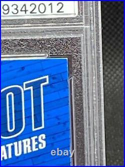 Luka Doncic 2018-19 Hoops Hot Signatures AUTO RC Dallas PSA 4 See Photos