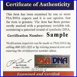 Luka Doncic Dallas Mavericks Autographed NBA Signed Basketball PSA DNA COA BLK 2