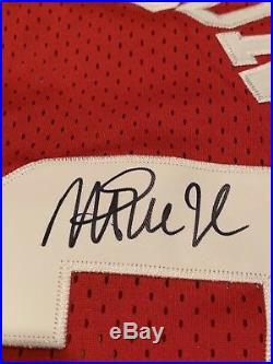 Magic Johnson Autographed/Signed Jersey PSA/DNA Los Angeles Lakers LA Earvin
