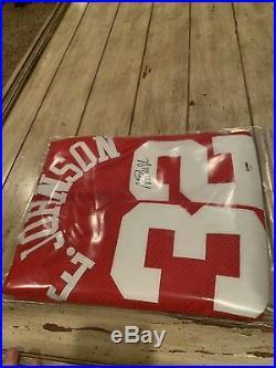 80158e1e17d Magic Johnson Autographed/Signed Jersey PSA/DNA Los Angeles Lakers LA Earvin