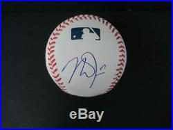Mike Trout Signed Baseball Autograph Auto PSA/DNA AE65852