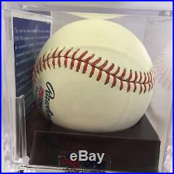 Mint Yogi Berra Signed Autographed Major League Baseball PSA DNA Graded 9