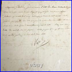Napoleon Bonaparte PSA/DNA Slabbed Encapsulated Autograph Signed Letter