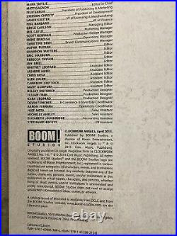 Neil Peart Signed Book Clockwork Angels Hardcover LE 330/500 Autograph JSA PSA