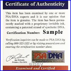 Nick Saban Autographed Alabama Signed Football Mini Helmet Roll Tide PSA DNA COA