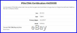 PSA DNA Gal Gadot Autograph Wonder Woman Signed Auto Funko Pop Diana CA COA