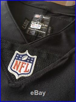 PSA/DNA autographed Oakland / Las Vegas Raiders Khalil Mack Nike Game Jersey