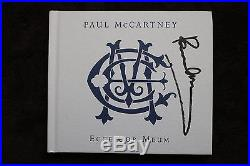 Paul McCartney Signed ECCE Cor Meum CD Album Autograph PSA/DNA LOA THE BEATLES