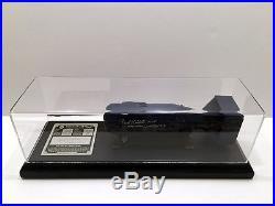 Paul Tibbets Signed Replica Little Boy Atomic Bomb Model Enola Gay Rare Psa/dna