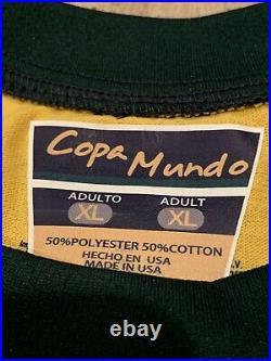 Pelé Autographed/Signed Shirt Jersey PSA/DNA COA Pele Brazil Brasil