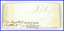 Queen Victoria Signed Cut PSA/DNA Auto Slabbed