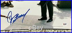 REAL NICE CLINT EASTWOOD AUTOGRAPHED 16x20 PHOTO DIRTY HARRY PSA/DNA LETTER