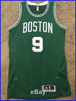 Rajon Rondo Boston Celtics Pro Cut Revolution PSA DNA Autograph Adidas Jersey