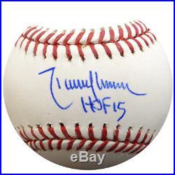 Randy Johnson Autographed Signed Mlb Baseball Mariners Hof 15 Psa/dna 86900