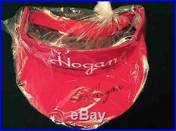 Rare Ben Hogan Psa/dna Autographed Ben Hogan Visor/hat! 1 Of A Kind Authentic