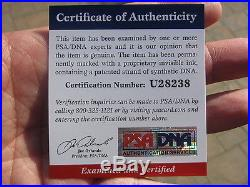 Ray Manzarek The Doors Keyboard Player signed 11x14 photo PSA/DNA autograph