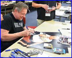 Rowdy Roddy Piper Signed WWE 16x20 Photo PSA/DNA COA Picture Autograph Wrestling