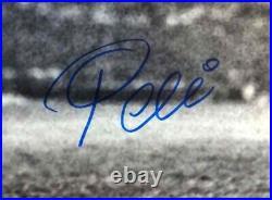 Sale! Pele Certified Authentic Autographed Signed 16x20 Photo Cbd Brazil Psa/dna
